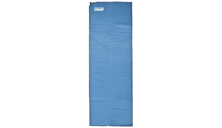 Coleman Camper zelf-opblaasbare slaapmat 183 x 63 x 3 cm blauw